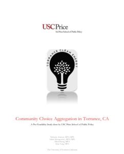 USC Capstone Torrance Cover